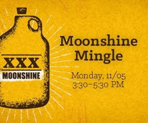 IGES moonshine mingle